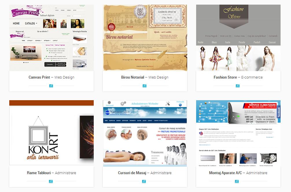 cum se introduce o galerie de imagini in wordpress